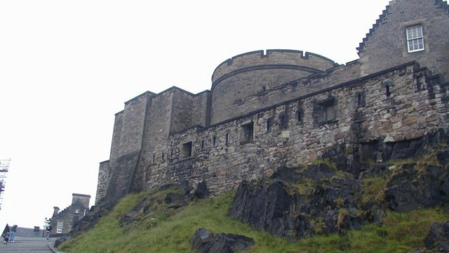 Эдинбург - загадка Шотландии