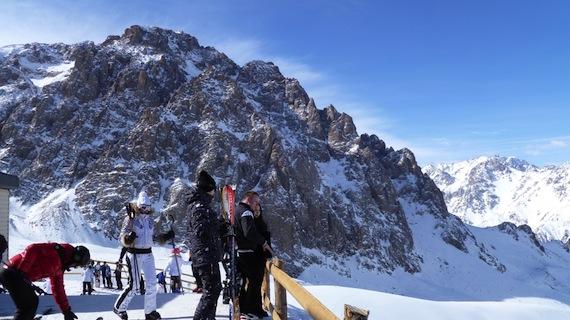 Что необходимо на горнолыжном курорте