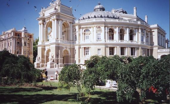Что туристы смогут увидеть отдыхая в Одессе?