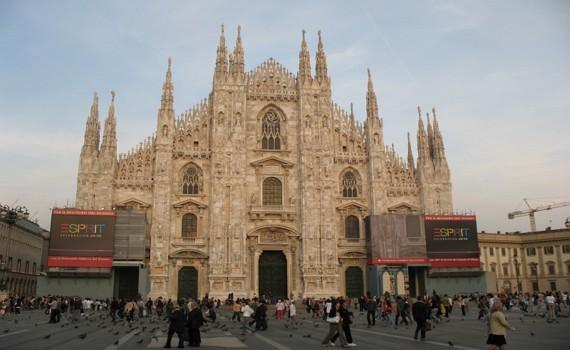Путешествие по Италии: Милан
