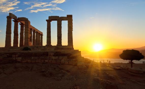 Афины - древний сказочный город
