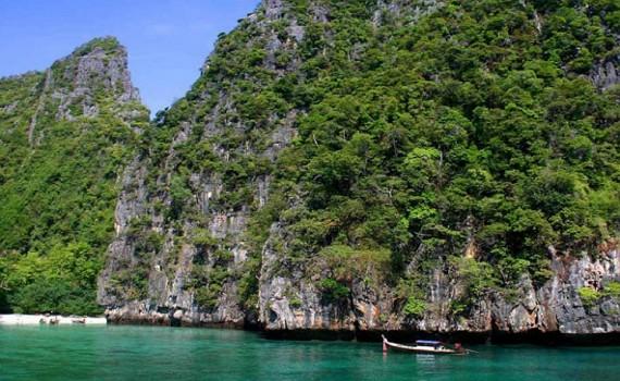 Отдых на острове Пхи-пхи в Таиланде