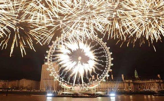 В какой стране лучше встретить Новый Год?