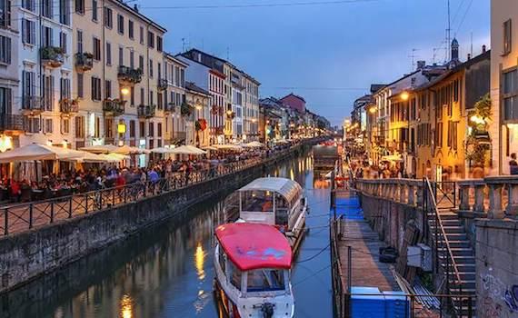 Итальянский Милан