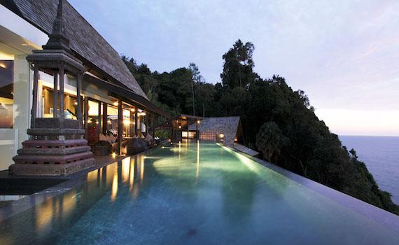 Выбор жилья в Тайланде для медового месяца